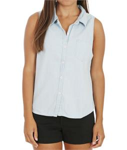 Roxy Perfect Way Shirt Washed Indigo