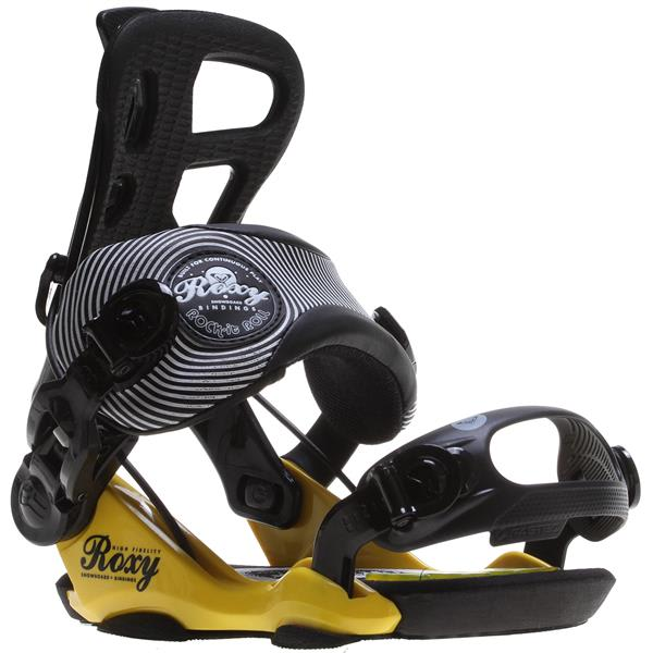 Roxy Rock-It Roll Snowboard Bindings