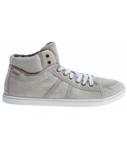 Roxy Rockie Shoes Sandstone Enzyme Washed Canvas