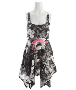 Roxy Rose Blushes Dress True Black Print