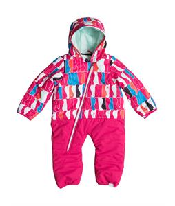 Roxy Rose Baby Snowsuit