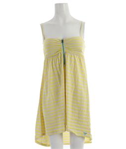 Roxy Sage Brush Dress Banana