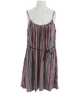 Roxy Sapphire Dress Multi Stripe