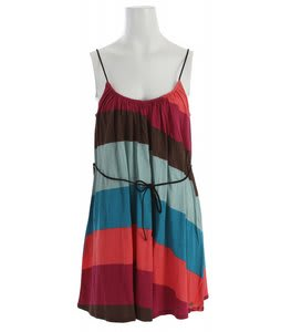 Roxy Sapphire Dress Seal Brown Stripe