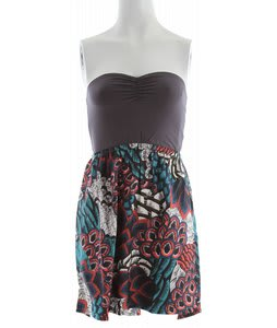 Roxy Savage Dress Swells Turquoise Multi