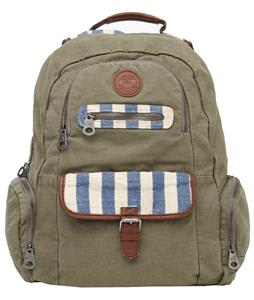Roxy Ship Out 2 Backpack Recruit Olive