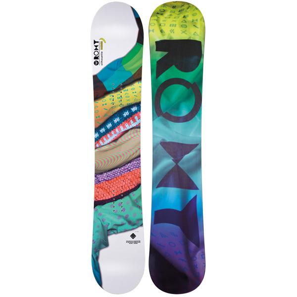 Roxy Silhouette Banana Blem Snowboard