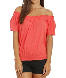 Roxy Solana Shirt Hot Lava