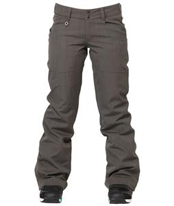 Roxy Spring Break Snowboard Pants Dark Shadow