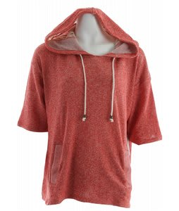 Roxy Stargaze Hoodie Buoy Red