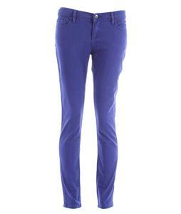 Roxy Sunburners Jeans Electric Blue