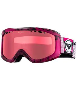 Roxy Sunset Art Goggles Pink/Pink Lens