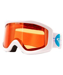 Roxy Sunset Goggles White/Orange Lens
