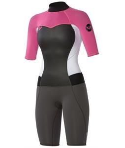 Roxy Syncro 2/2 Spring BZ Flatlock Wetsuit