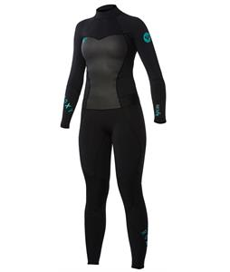 Roxy Syncro 3/2 Full BZ Flatlock Wetsuit