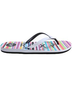 Roxy Tahiti V Sandals White