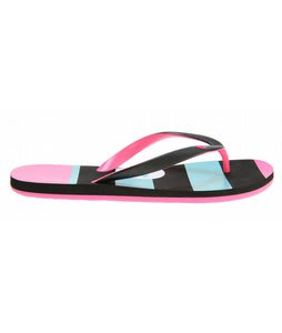 Roxy Tahiti III Sandals Black One