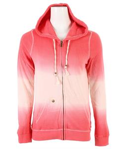 Roxy Tail Wind Hoodie Hibiscus