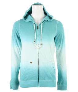 Roxy Tail Wind Hoodie Moon Light Jade