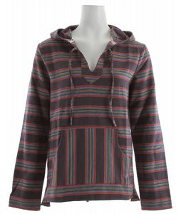 Roxy Tequila 2 Hoodie Mulberry/Bonton