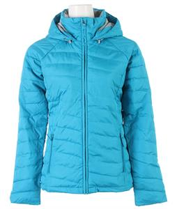 Roxy Toasty Insulator Jacket Caribbean Sea