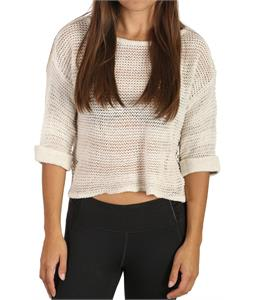 Roxy Total Uproar Sweater Sea Spray Pattern