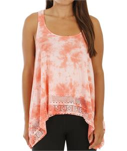 Roxy True Promise Tank Hot Pink