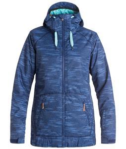 Roxy Valley Hoodie Snowboard Jacket