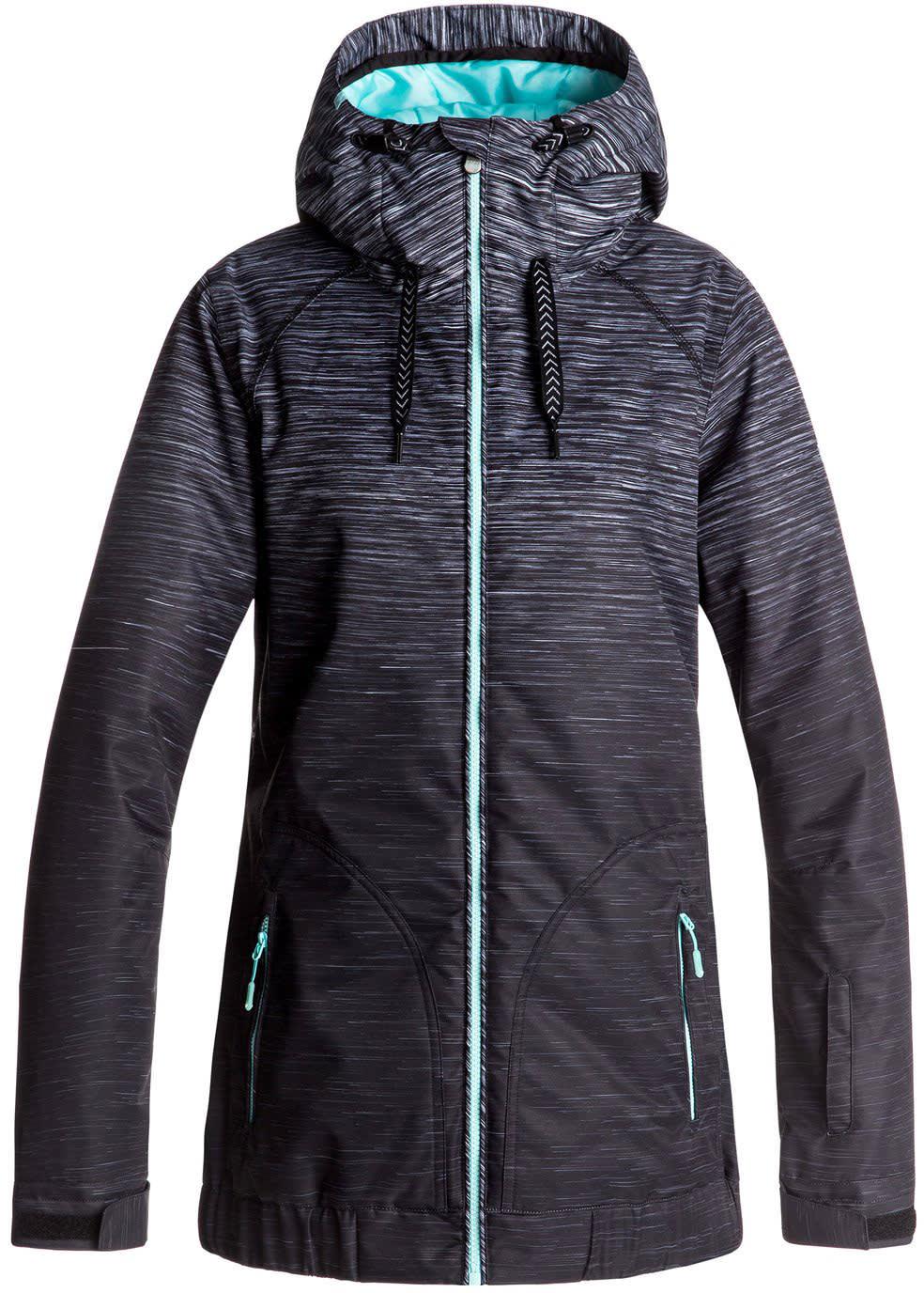Roxy Valley Hoodie Snowboard Jacket Womens 2018