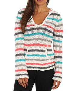 Roxy White Caps 3 Sweater Seaspray Multi Stripe