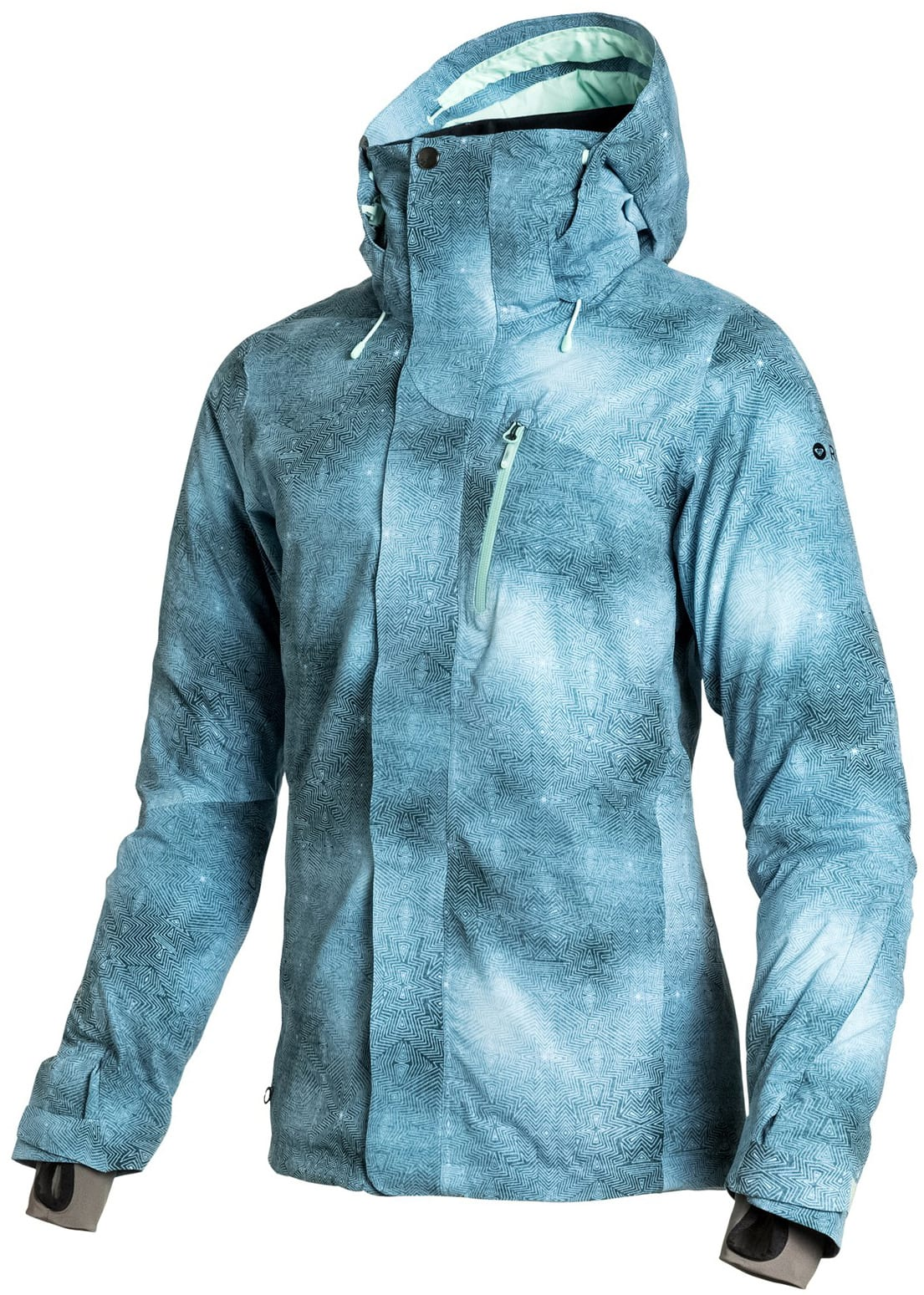 Ski Bike For Sale >> On Sale Roxy Wilder 2L Gore-Tex Printed Snowboard Jacket - Womens up to 45% off