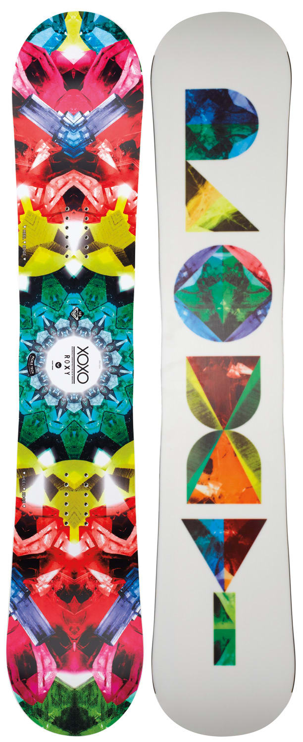 Roxy Xoxo PTX Snowboard 149 - Women's