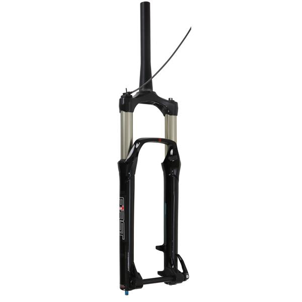 RST F1rst 27.5 Plus/29in w/ Remote Lock Out Bike Fork