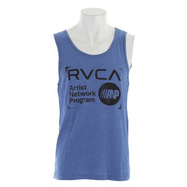 RVCA Anp Stamp Tank Top