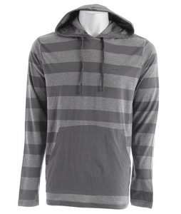 RVCA All In Hoody Shirt Industrial Gray