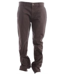 RVCA All Time Chino Pants Shale
