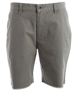 RVCA All Time Cut Off Shorts Olive Mute