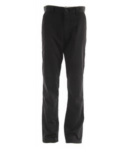 RVCA Americana II Chino Pants Black