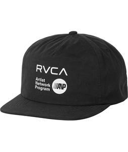 RVCA Anp Snapback Cap