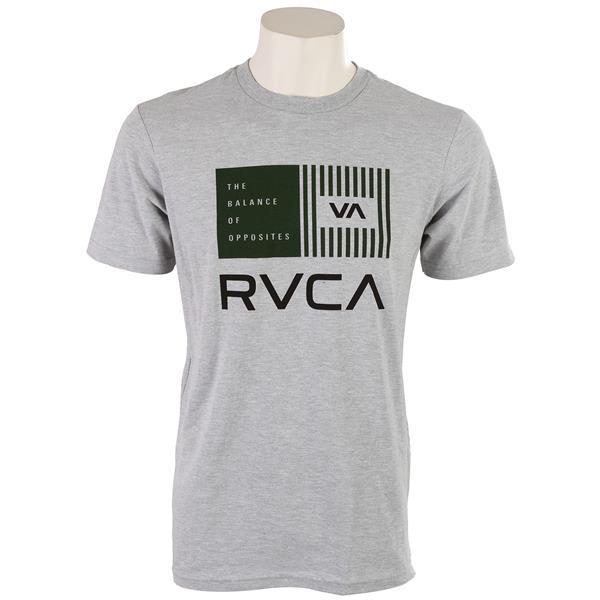 On sale rvca balance bars t shirt up to 55 off for Rvca t shirt dress