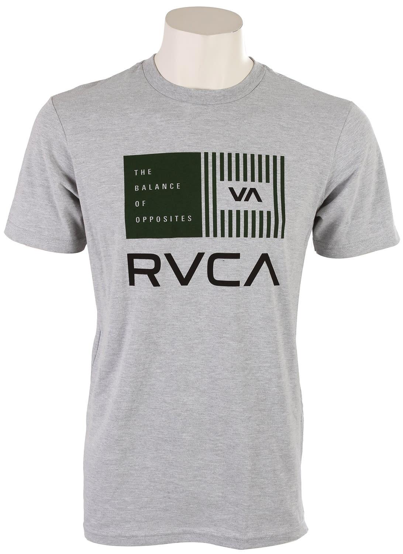 RVCA - RVCA Brother - T-Shirt - Streetwear Shop