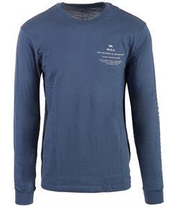 RVCA Balance Type L/S T-Shirt