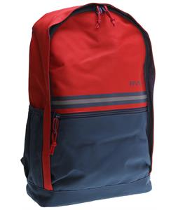 RVCA Barlow Backpack Dark Blue 18L