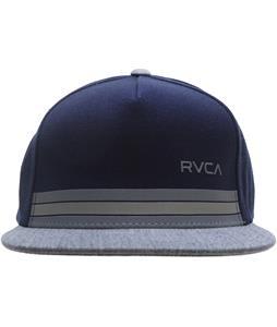 RVCA Barlow Twill Snapback III Cap