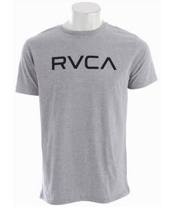 RVCA Big RVCA T-Shirt Athletic Heather