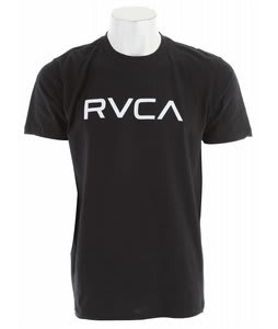 RVCA Big RVCA T-Shirt Black