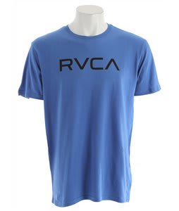 RVCA Big RVCA T-Shirt Royal