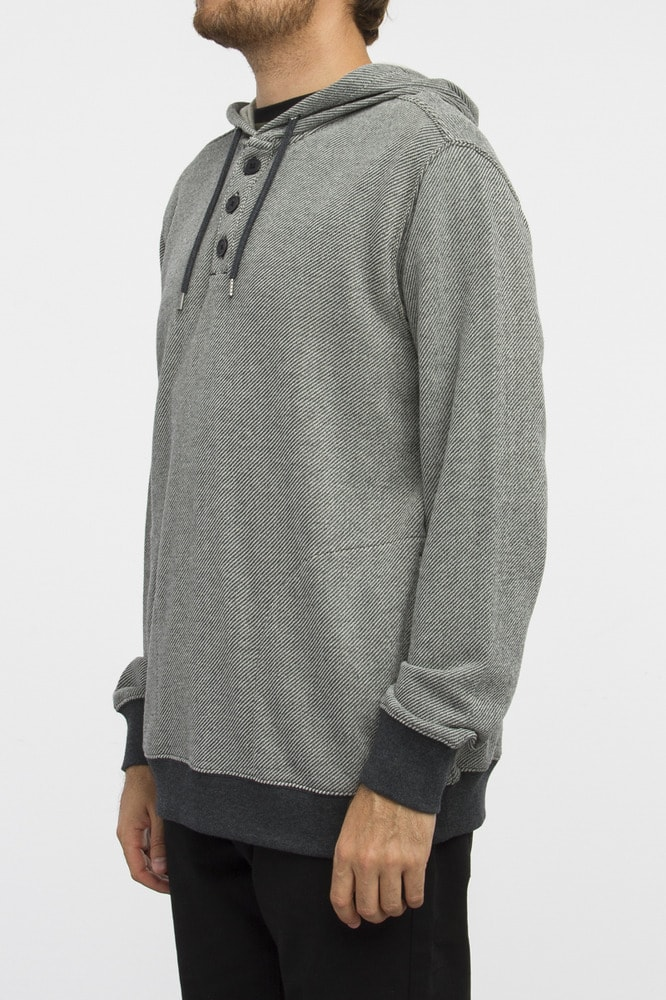 On Sale Rvca Capo Twill Hoodie Up To 45 Off
