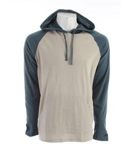 RVCA Castro Raglan Stone Heather