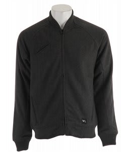 RVCA Chaunsey II Jacket Charcoal Heather